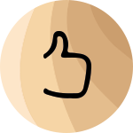 icone d'un pouce vers le haut
