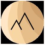 photo d'une montagne